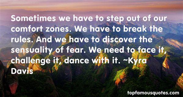 Kyra Davis Quotes