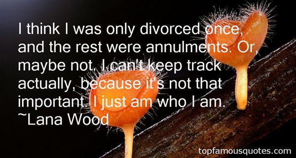 Lana Wood Quotes