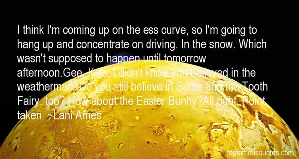 Lani Ames Quotes