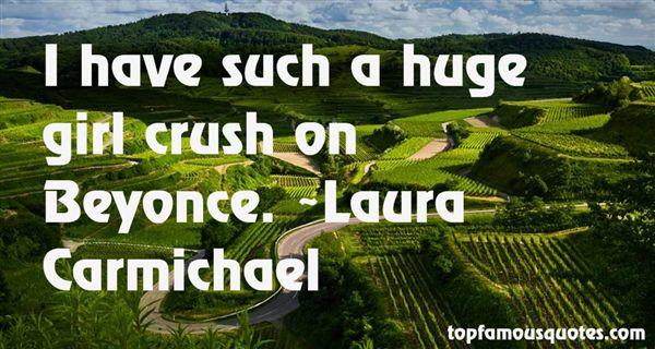 Laura Carmichael Quotes