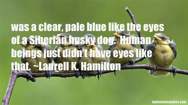 Laurell K. Hamilton Quotes