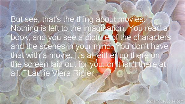 Laurie Viera Rigler Quotes
