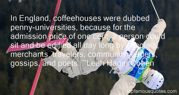 Leah Hager Cohen Quotes