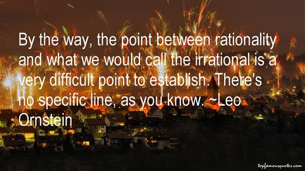 Leo Ornstein Quotes