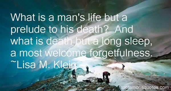 Lisa M. Klein Quotes