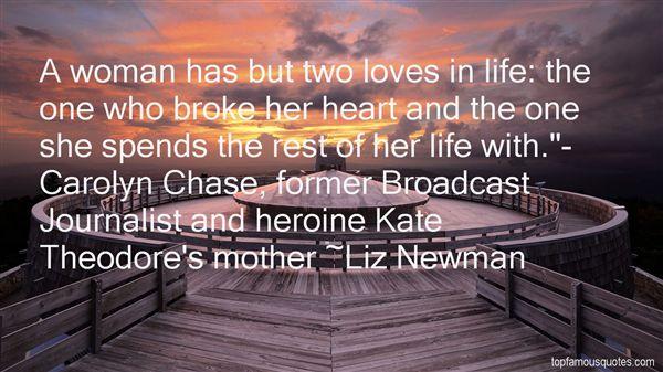 Liz Newman Quotes