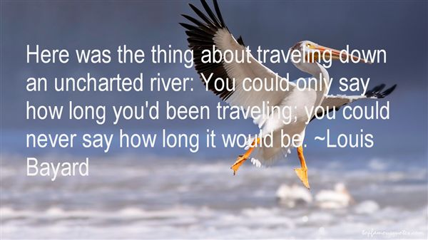 Louis Bayard Quotes