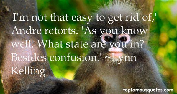 Lynn Kelling Quotes
