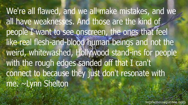 Lynn Shelton Quotes
