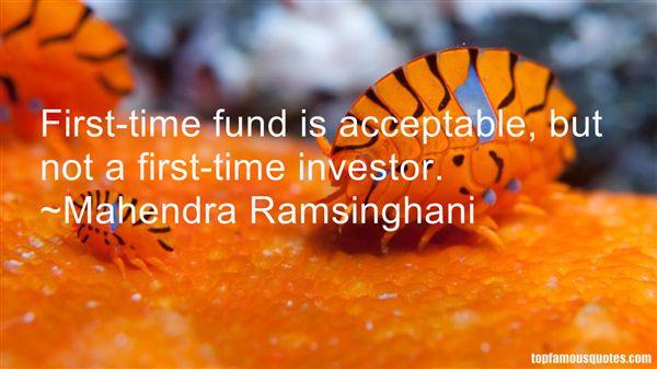 Mahendra Ramsinghani Quotes