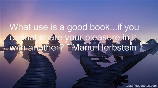 Manu Herbstein Quotes