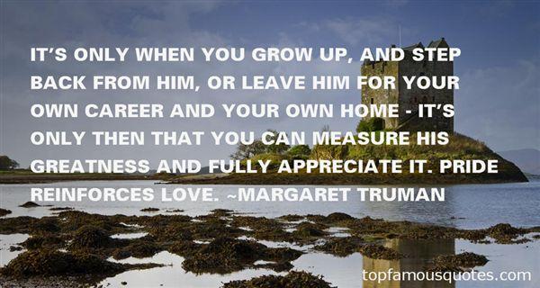 Margaret Truman Quotes