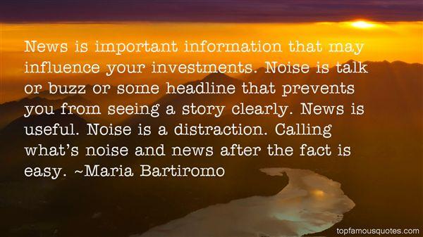 Maria Bartiromo Quotes