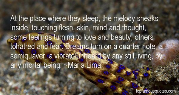 Maria Lima Quotes