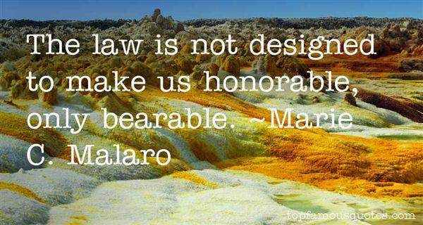 Marie C. Malaro Quotes