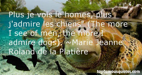 Marie Jeanne Roland De La Platière Quotes