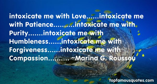 Marina G. Roussou Quotes