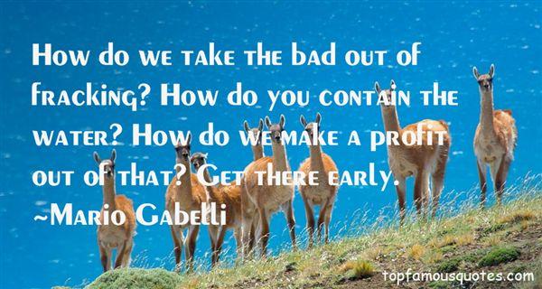 Mario Gabelli Quotes