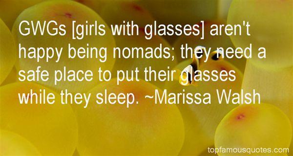 Marissa Walsh Quotes