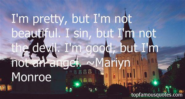 Mariyn Monroe Quotes