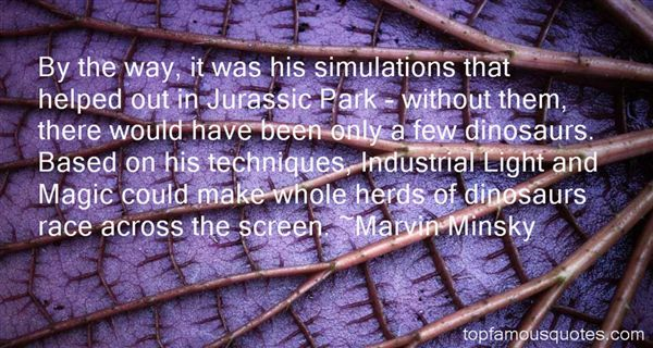 Marvin Minsky Quotes