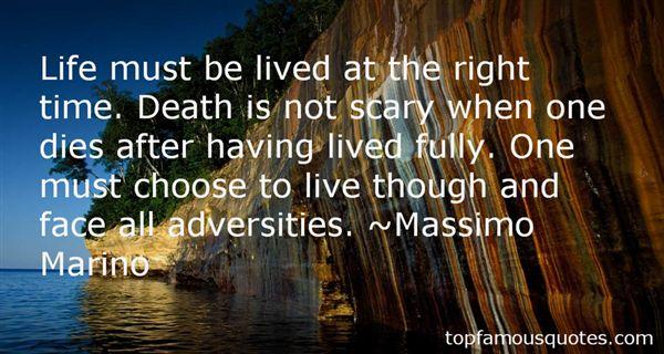 Massimo Marino Quotes