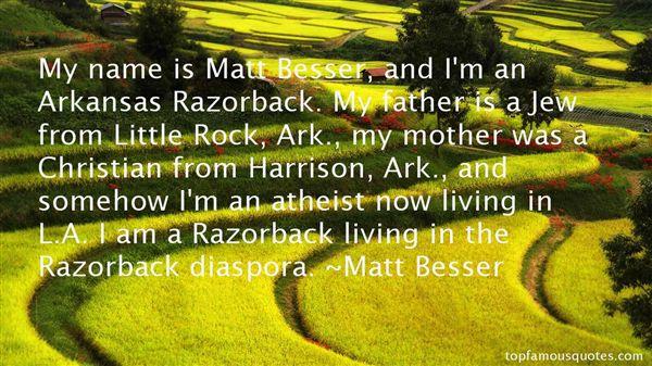 Matt Besser Quotes