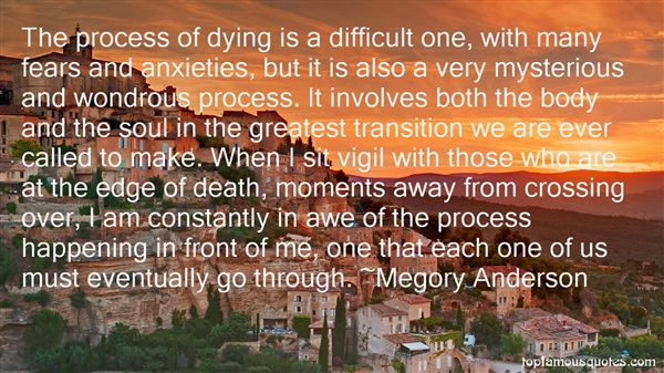 Megory Anderson Quotes
