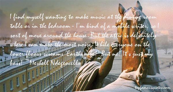 Meshell Ndegeocello Quotes