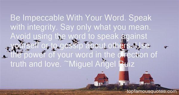 Miguel Angel Ruiz Quotes