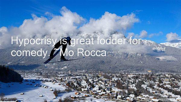 Mo Rocca Quotes