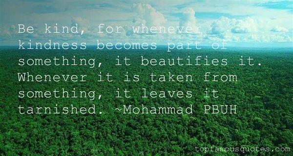 Mohammad PBUH Quotes