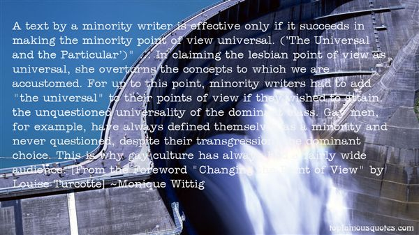 Monique Wittig Quotes