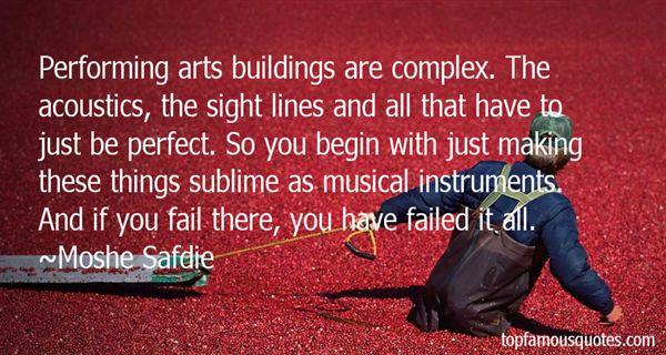 Moshe Safdie Quotes