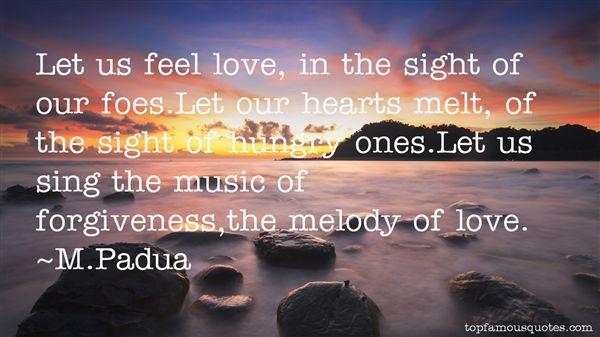 M.Padua Quotes