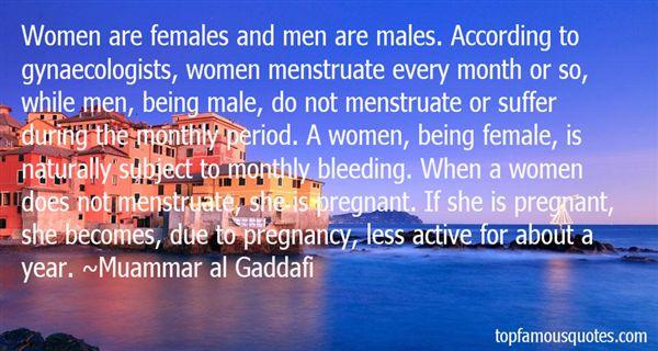 Muammar Al Gaddafi Quotes
