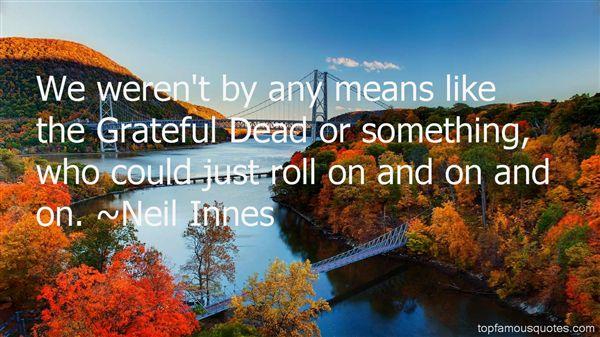 Neil Innes Quotes
