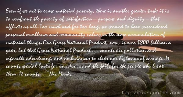 Nic Marks Quotes