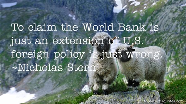 Nicholas Stern Quotes