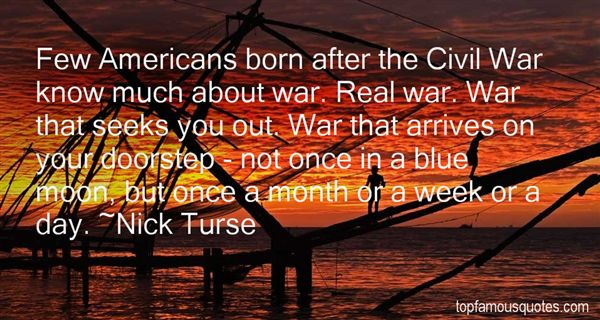 Nick Turse Quotes