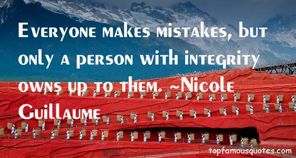 Nicole Guillaume Quotes