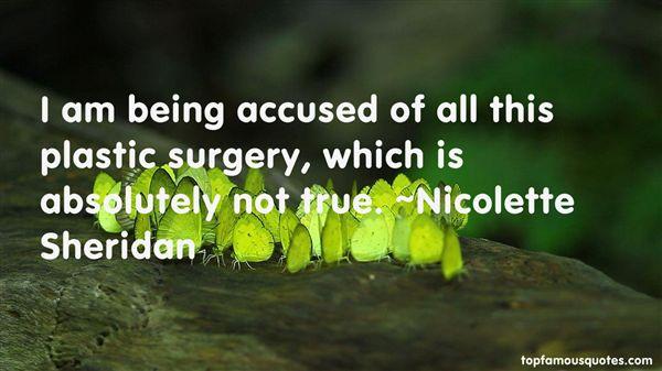 Nicolette Sheridan Quotes