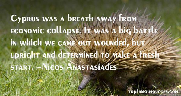 Nicos Anastasiades Quotes