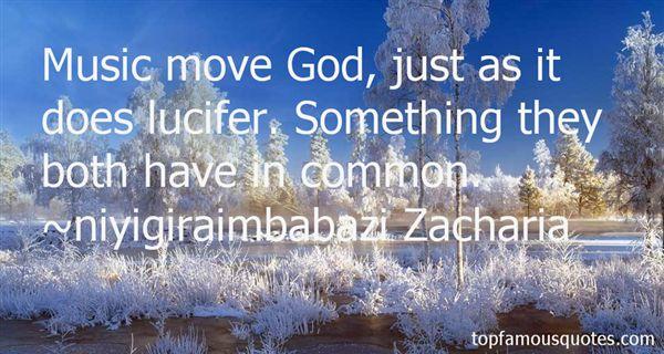 Niyigiraimbabazi Zacharia Quotes