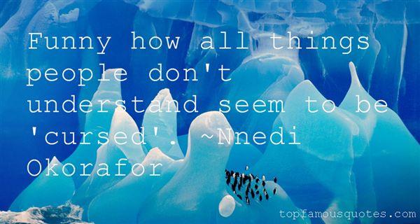 Nnedi Okorafor Quotes