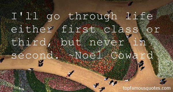 Noël Coward Quotes
