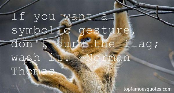 Norman Thomas Quotes