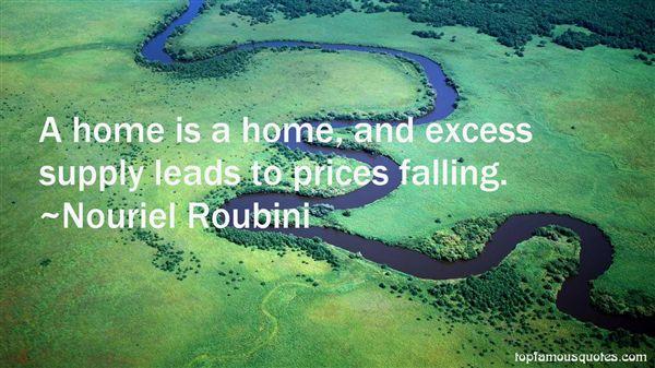 Nouriel Roubini Quotes
