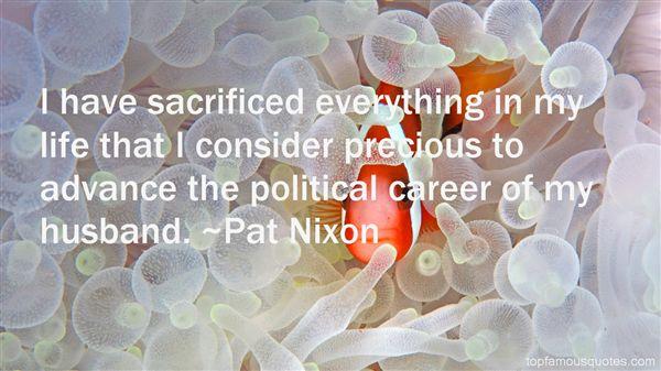 Pat Nixon Quotes