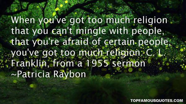 Patricia Raybon Quotes